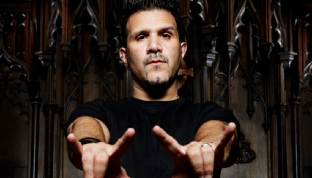 ANTHRAX's CHARLIE BENANTE: How I Overcame Carpal Tunnel Syndrome