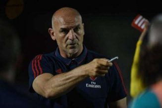 Arsenal sack U23 coach after 30 years at the club