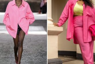Bright-Pink Shirts Are Trending, and We Just Found 10 Amazing Ones