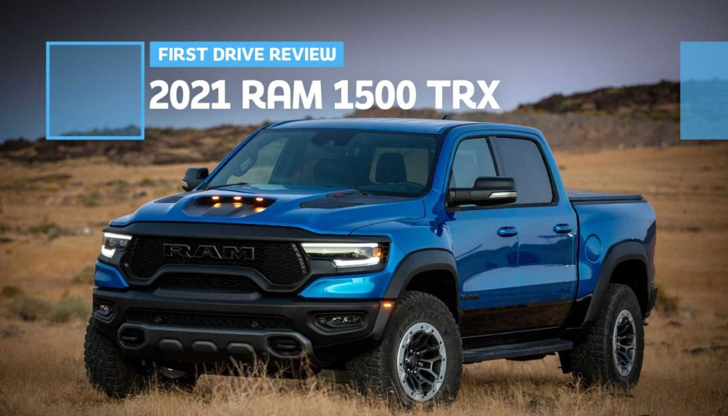 Can the Ram 1500 TRX Still Be Cool Without 702 HP? We Think So