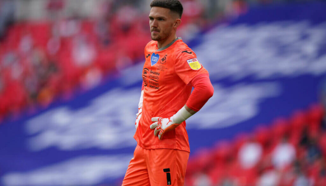 Celtic reportedly want goalkeeper Gareth Southgate dubbed 'exciting'
