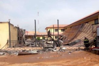 Centre decries burning of INEC offices