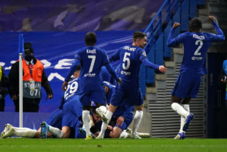 Chelsea see off Real Madrid to reach Champions League final