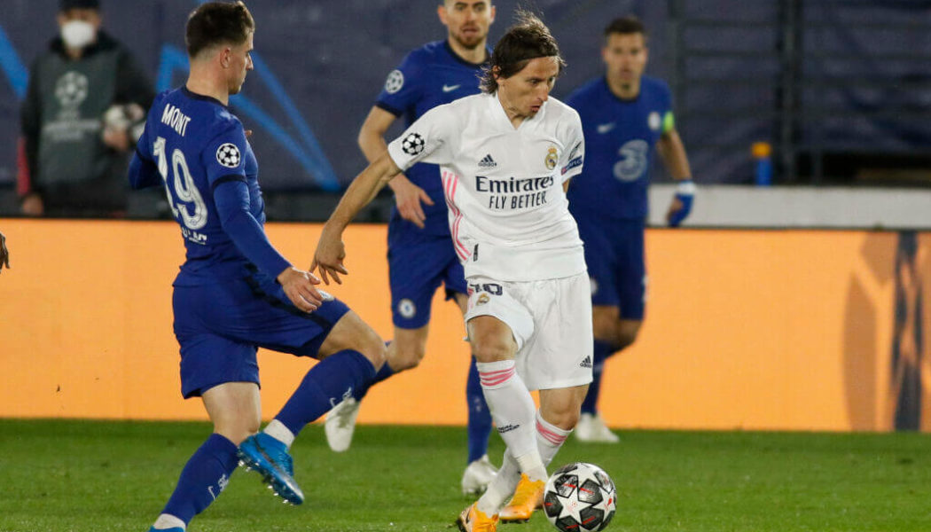 Chelsea wary of experienced Madrid in 'Battle of the Bridge'