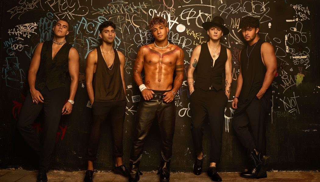 CNCO's Joel Pimentel Is Leaving the Band: 'We Are and Will Always Be Brothers'