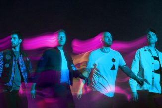 Coldplay Set to Open 2021 Brit Awards