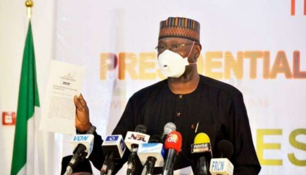 Coronavirus: Nigerian government declares 90 travellers 'persons of interest' for violating protocol