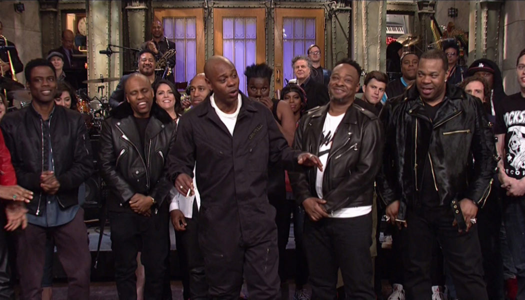 Dave Chapelle Calls Out 'Saturday Night Live' Cast For Low Woke Levels