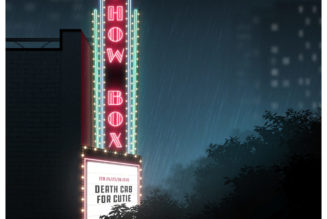 Death Cab for Cutie to Release Live At The Showbox Benefit Album