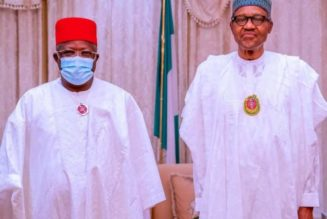 Ebonyi governor: Igbos can't solve problems by insulting the president, others