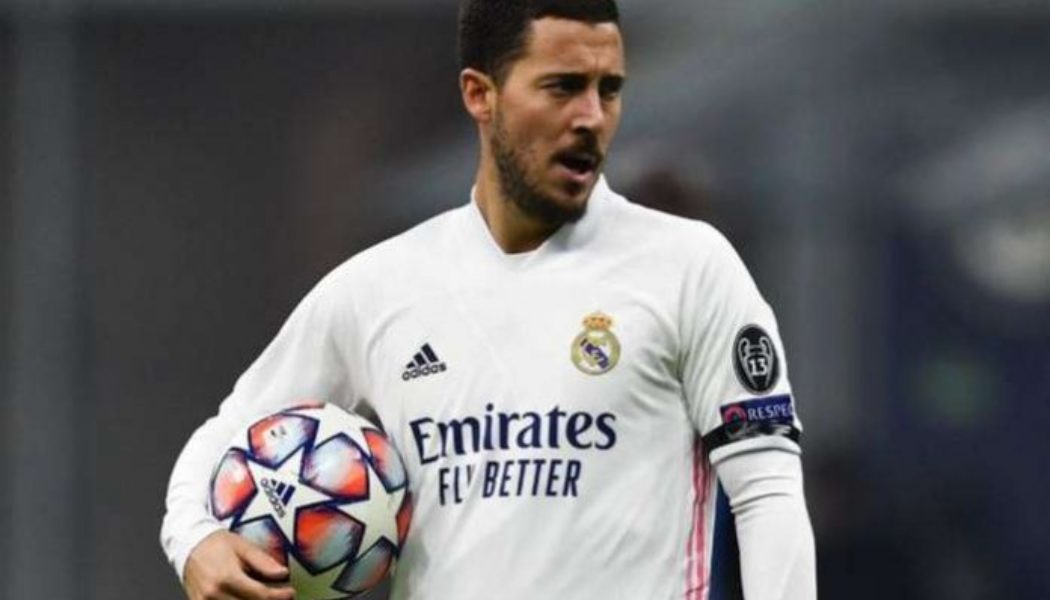 Eden Hazard apologises to Real Madrid fans for laughing after Champions League exit