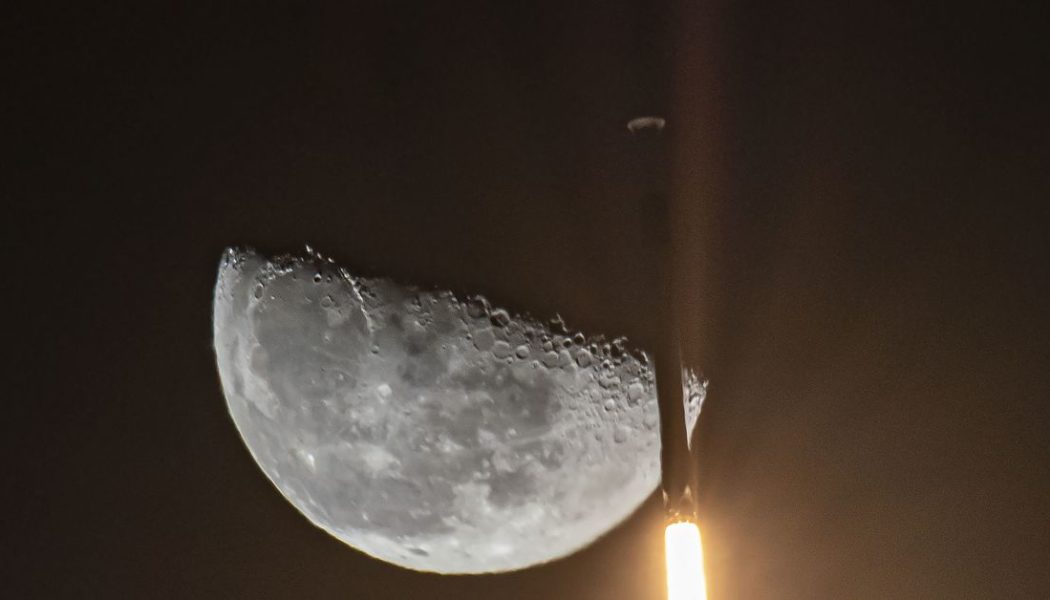 Elon Musk's SpaceX is literally launching a Dogecoin-funded satellite to the Moon