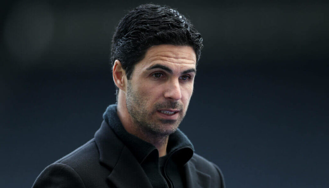 Ex-West Ham striker claims Mikel Arteta could be sacked this week