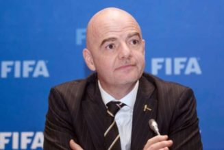 FIFA supremo urges restraint in punishing Super League clubs