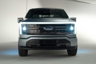 Ford Takes in More Than 44,500 F-150 Lightning Orders in 48 Hours