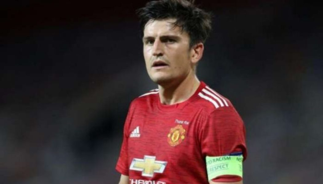 Harry Maguire almost certain to miss Europa League final