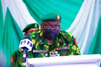 House mourns army chief, others