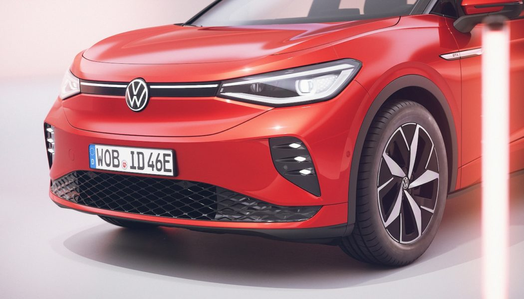 How the 2021 Volkswagen ID4 AWD Will Differ From the Euro GTX