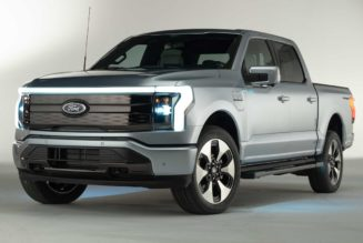 In Name Only: How Ford's Electric F-150 Lightning Compares to the 1993 SVT Lightning