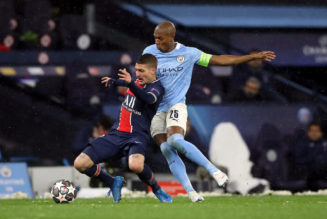 Man City plan contract talks with £150,000-a-week star after 'incredible' performance vs PSG