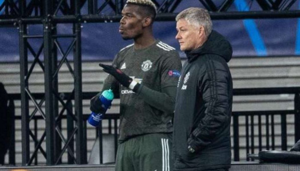 Manchester United board in disagreement with Ole Gunnar Solskjaer over Paul Pogba