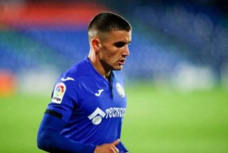 Manchester United linked with Getafe midfield star