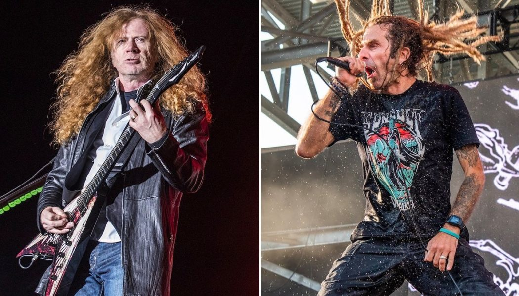 Megadeth and Lamb of God Announce Rescheduled Dates for 2021 North American Co-Headlining Tour