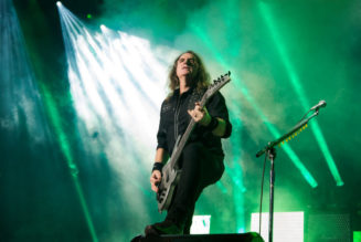 Megadeth Fires Bassist David Ellefson After Sexual Misconduct Accusations Surface