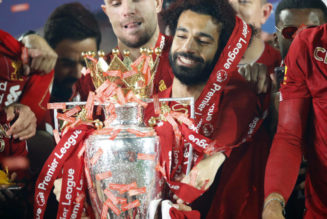 Mohamed Salah says Liverpool are yet to open contract talks with him over new deal