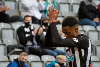 Newcastle ready to submit offer for 7-goal ace this summer, club open to selling