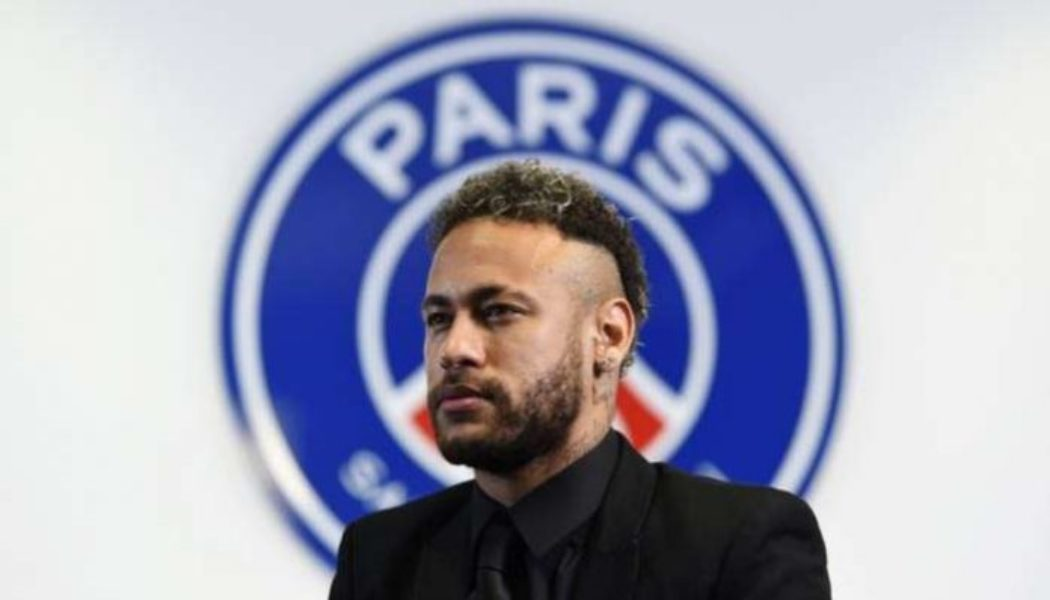 Neymar: I am happy and proud to remain at PSG