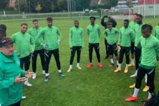 NFF's FIFA match agent celebrates Nigeria proposed friendly with Mexico