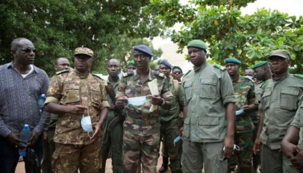 Nigeria, France, others condemn Mali coup