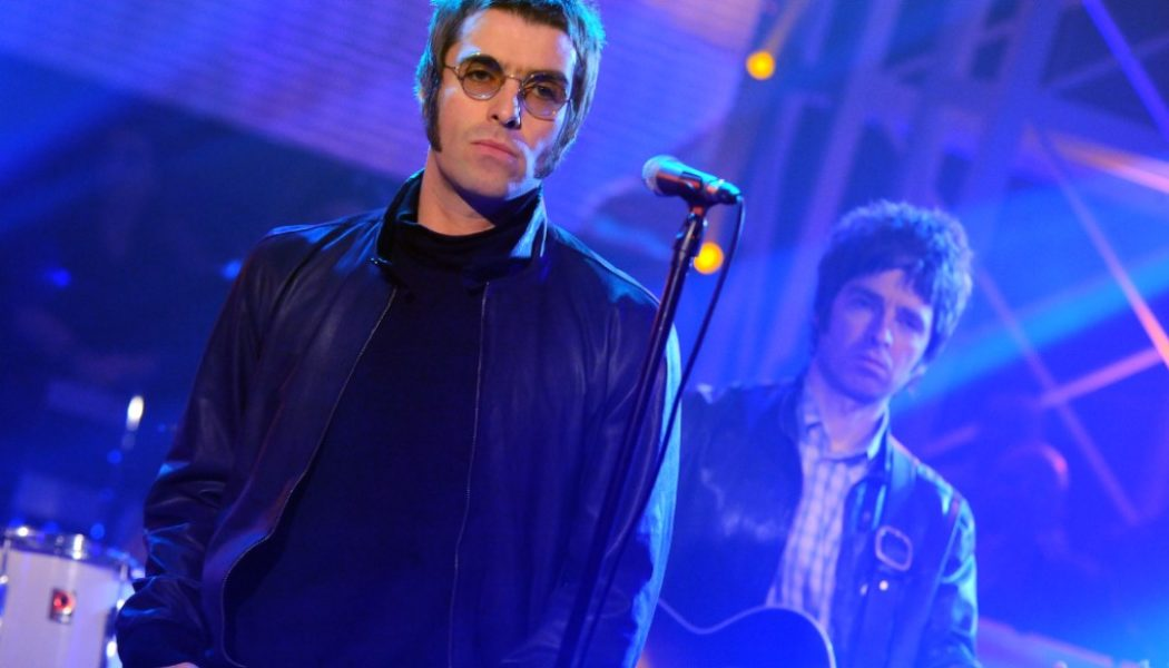 Noel Gallagher Doesn't Think Oasis Should Reunite Because 'the Legacy of the Band Is Set in Stone'