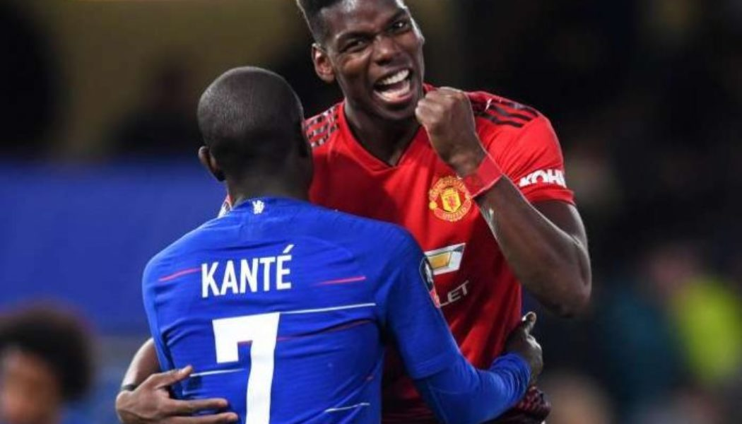 Paul Pogba: N'Golo Kante star is a 'smart kid' and a 'cunning' player