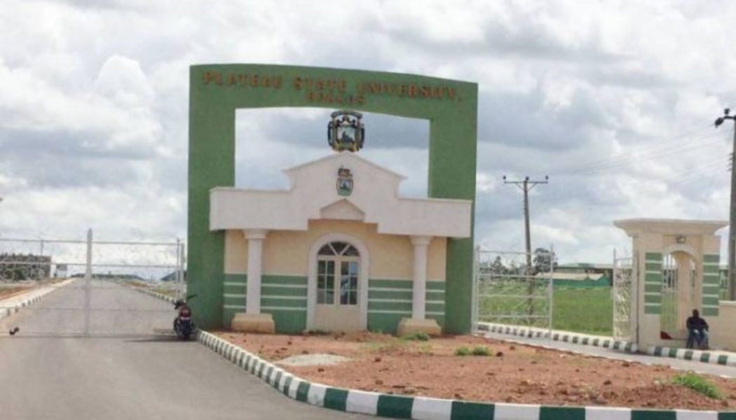 Plateau university applauds governor for facilitating N3 billion federal government impact intervention