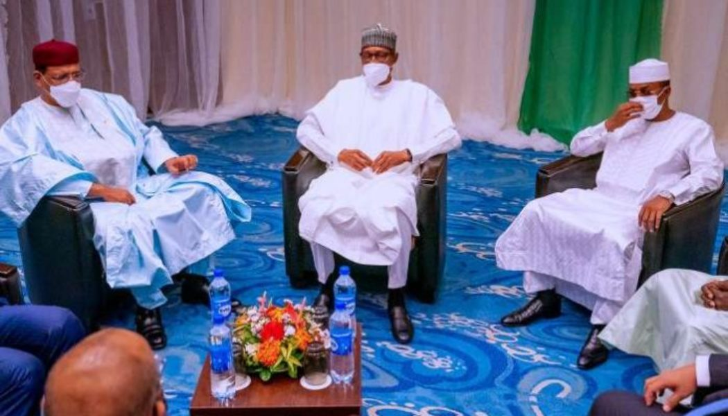 President Buhari seeks international support for peaceful transition in Chad