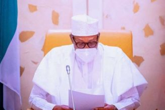President Buhari: We'll defeat forces of evil, overcome current security challenges