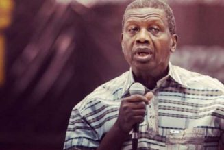 RCCG cancels Pastor Adeboye's visit to Plateau