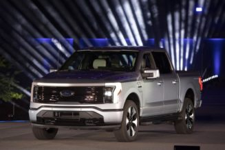 Regular People Can Buy the Cheapest Ford F-150 Lighting Electric Pickup, Too