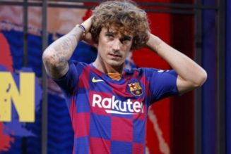 Report: Barcelona open to selling Antoine Griezmann for the right price