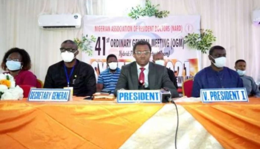 Resident doctors extend strike ultimatum by two weeks for federal government, states to act
