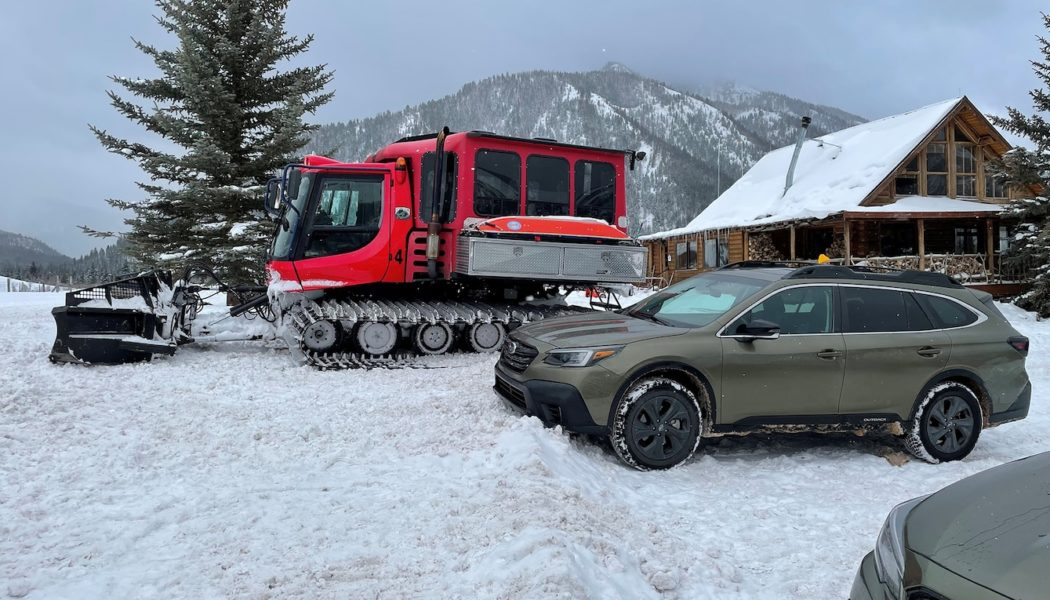 Road Trip! Our 2020 Subaru Outback Heads to Utah for a Top Gear America Shoot