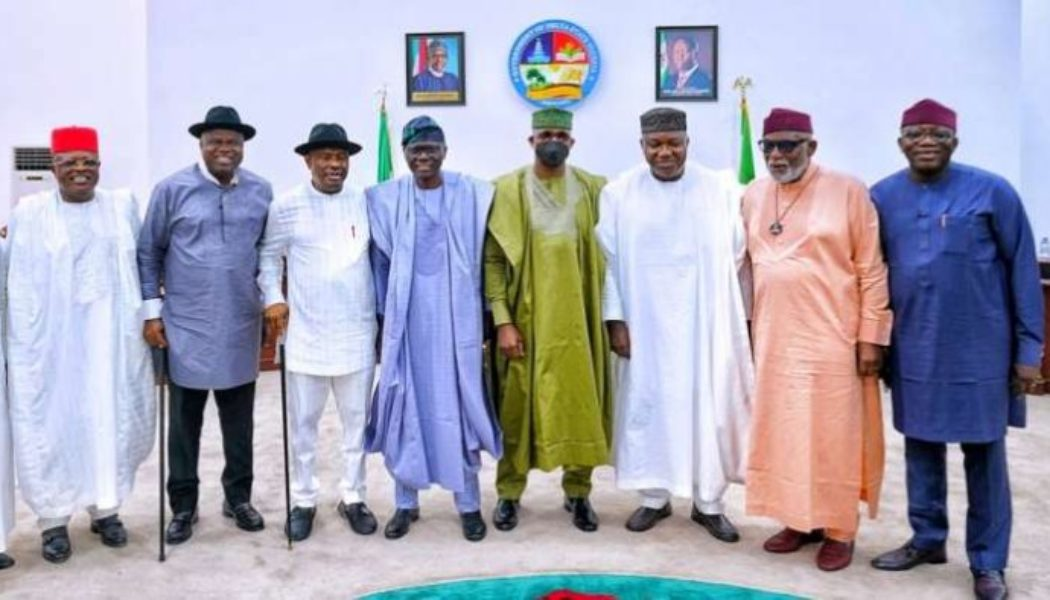 SAN faults Southern governors' call for constitutional conference