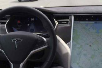 Tesla Is Ditching Radar in Transition to Camera-Only Autopilot System