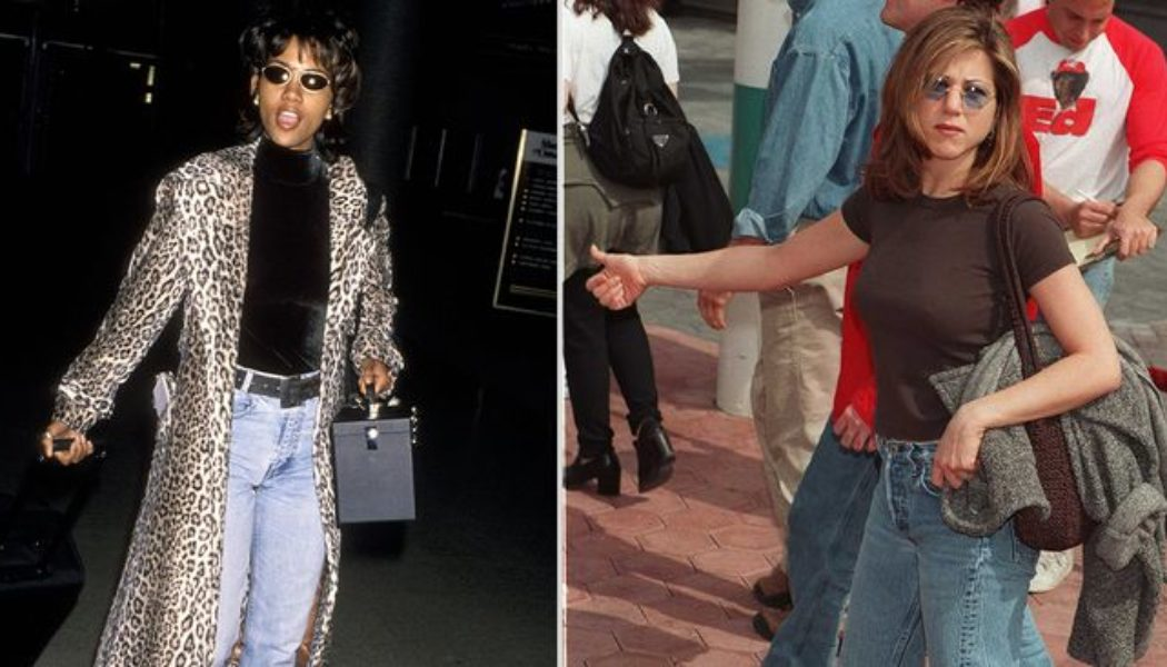 The Denim Pairing From the '80s and '90s That I Would Wear Now