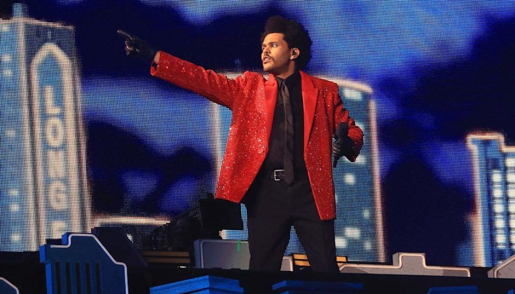 """The Weeknd Calls Grammy Rule Changes """"Admission of Corruption"""""""