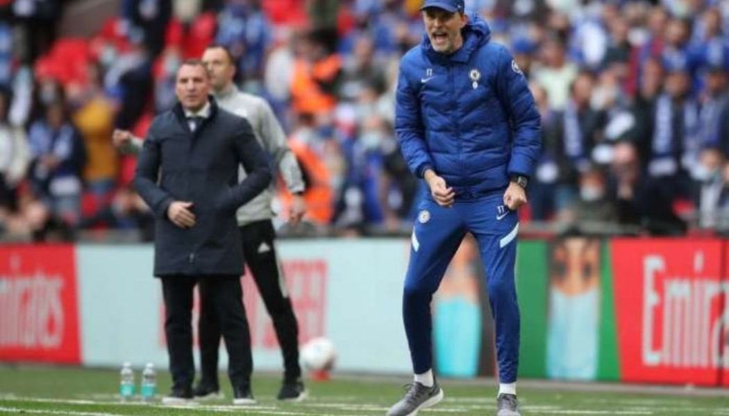 Thomas Tuchel reacts as 'unlucky' Chelsea suffer back-to-back FA Cup final defeats