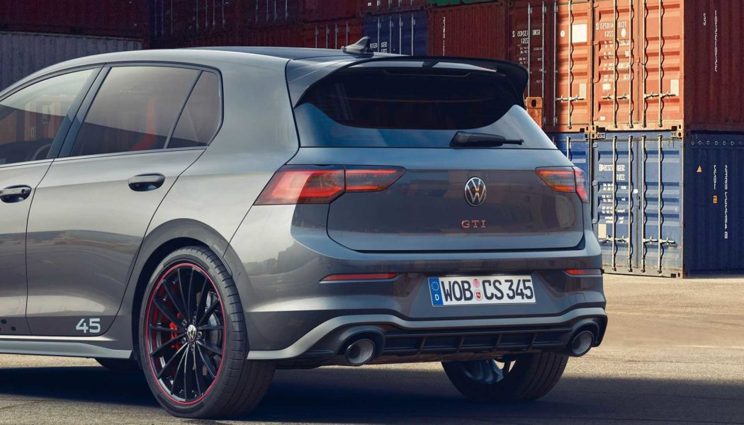 Volkswagen Turns Up the Golf GTI Clubsport to 45