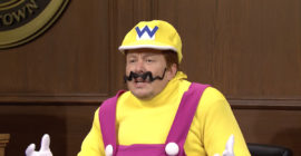 Watch Elon Musk play Wario, parody SpaceX, and hype dogecoin on Saturday Night Live